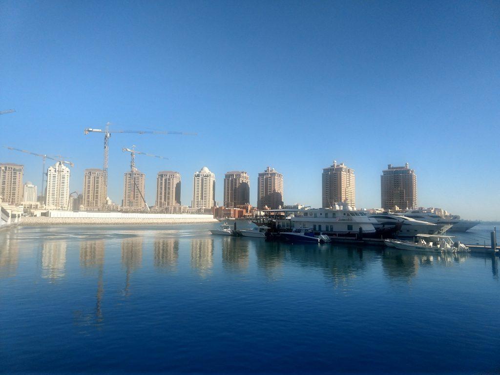 Quatar mrakodrapy
