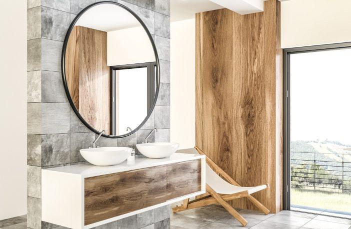Zrkadlo do bytu