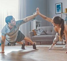 Domáce posilňovanie – ako na to?